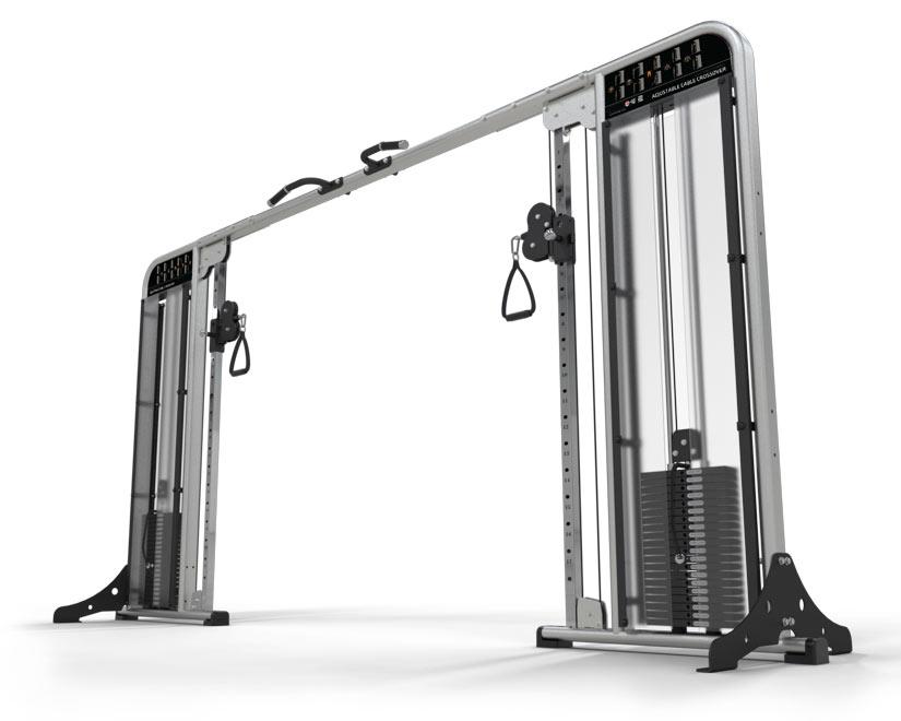 myo strength poulie vis vis fitnpro. Black Bedroom Furniture Sets. Home Design Ideas