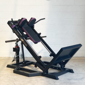 Adjustable Hack Squat - Watson Gym Equipment