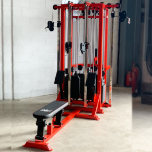 Animal Dual Stack Multi-Gym - Watson Gym Equipment