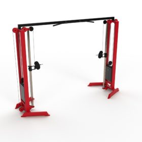 Cable Crossover - Watson Gym Equipment