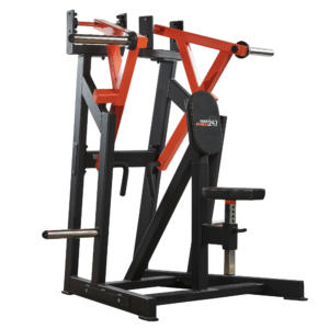 Plate Load Low Row - Watson Gym Equipment