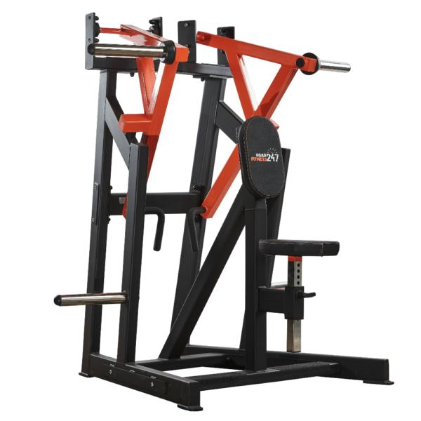 Plate Load Low Row - Watson Gym Equipment