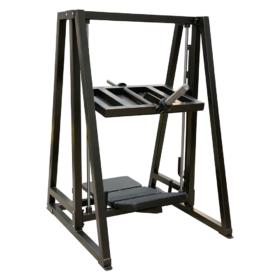 Vertical Plate Load Leg Press